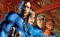 'Fantastic Four' Film Reboot Coming From 20th Century Fox in 2015