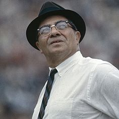 """Leaders aren't born, they are made. And they are made just like anything else – through hard work. And that's the price we'll have to pay to achieve that goal, or any goal."" —Vince Lombardi"