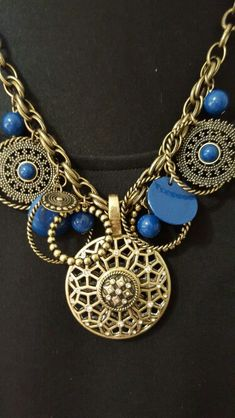 Premier Designs jewelry: Indigo, Second Act