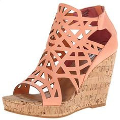 b8c59e5ffd 40 Best Coral Wedges images | Pumps, Shoe boots, Beautiful shoes