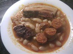 Fabada asturiana en GM D