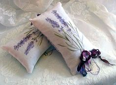 Homemade Lavender Sachets - Reader Featured Project