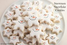 15 Cute Snowman Craft and Food Ideas | Spaceships and Laser Beams