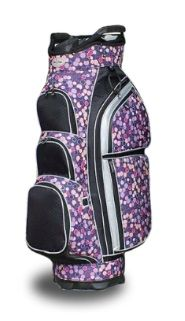 Allure Design (Poppin' Bottles) Taboo Fashions Ladies Golf Cart Bag! More golf bags at #lorisgolfshoppe