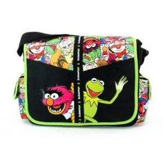 Wadulifashions — Disney The Muppets Messenger Bag Tote