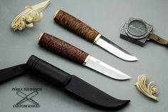 Pekka Tuominen knives