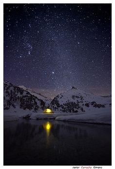 A beautiful way to go to bed in our opinion http://SierraSpirit.biz (backpacking guides in/around Yosemite)