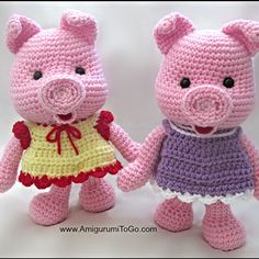 Click here for hundreds of Free Crochet Amigurumi Patterns. Also, check out the blog for hundreds of free patterns, sales on yarn, and crochet inspiration