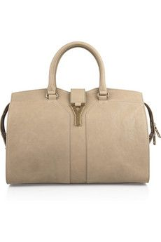 Yves Saint Laurent Cabas Chyc leather tote | NET-A-PORTER