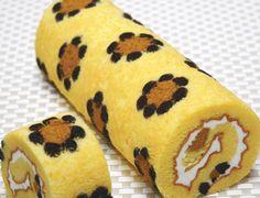 Fancy Roll Cake - Pakaroti.com