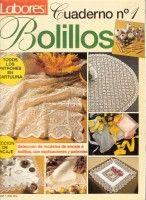 """Gallery.ru / tr30935 - Альбом """"Cuaderno Bolillos 1 (Labores del Hogar)"""""""
