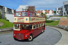 Turistbuss Edinburgh