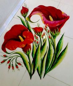Get awesome Competition Rangoli Design to help you win prizes and admiration. We bring latest, new, fresh and stylish competition rangoli designs. Rangoli Designs Latest, Rangoli Designs Flower, Latest Rangoli, Rangoli Patterns, Rangoli Designs Diwali, Rangoli Designs Images, Flower Rangoli, Mehndi Designs, Sanskar Bharti Rangoli Designs
