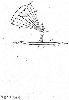 Wist je dat het kitesurfen niet door een of andere watervlugge Hawaïaan, maar door een uit de klei getrokken Hollander is uitgevonden? In 1977 vroeg Bert Panhuise al een patent aan op 'een windvanginrichting en een glij- of drijfplank'.