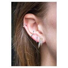 8e456d9e7b276f Celine Daoust Handmade Fine Jewelry - Passionate about Gemstones. Rainbow  ColorsCelineDiamond EarringsFine JewelryDiamondsDiamond StudsRainbow ...