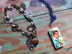 steampunk homemade jewelry
