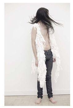 StacyJLee.com- Wings Vest for Ariel