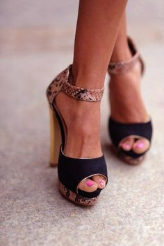 All heels report to my closet immediately! find more women fashion on misspool.com