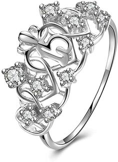 Celtic Dutiful Irish Celtic Claddagh Heart Love Ring Genuine Sterling Silver Jewelry & Watches Size 3-12