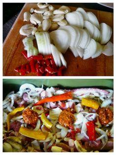 Pikantná bôčiková nátierka s pivom (fotorecept) - recept Ale, Vegetables, Food, Ale Beer, Essen, Vegetable Recipes, Meals, Yemek, Veggies