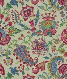 Robert Allen Kingsmill Colonial Fabric Product ID: RA0000229847 $63.00 per yard