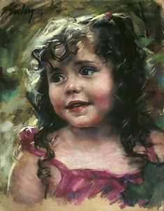 By Robert Bartholow Harsche   Untitled Portrait