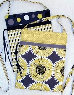 Easiest way to install a zipper. Great for purse, small pouch, and bag sewing patterns. Skip sewing near the zipper pull for best results. Bag Patterns To Sew, Sewing Patterns Free, Pattern Sewing, Messenger Bag Patterns, Fabric Patterns, Sewing Hacks, Sewing Tutorials, Sewing Tips, Bag Tutorials