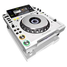 Pioneer x CDJ2000W x Limited Edition White
