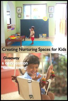 spaces for children that encourage creativity, play, health and happiness