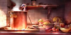 Looking for inspiration ? Discover this huge Pixar Concept Art Collection. http://www.dailymotion.com/video/x273pzm_pixar-inside-out-trailer_shortfilms