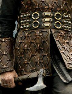 """Armadura de """"Vikings"""""""