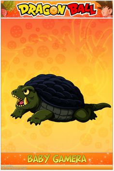 Dragon Ball - Baby Gamera by DBCProject on deviantART