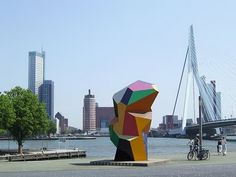 Rotterdam... I have no clue where it is or anything but it looks cool :P haha