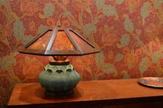 Jemerick Pottery Lamp | Arts  and Crafts | Craftsman | Bungalow