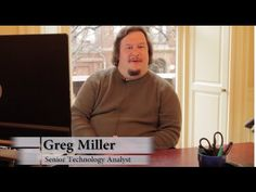 """This weekend's Saturday Spotlight features Senior Technology Analyst Greg Miller. Greg has a rundown on the top issues and trends he'll be following in 2016, including the """"Internet of Things,"""" cloud computing, network security, robotics, virtual reality, connected cars, and mobile payments. Cloud Computing, Robotics, Virtual Reality, Spotlight, Internet, Trends, Technology, Cars, Top"""
