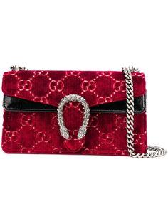 985de1950a Gucci Dionysus GG Supreme bag - Red