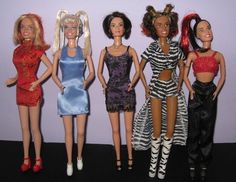 I used to have all of these! Still have the Scary Spice one!!