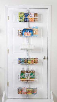 23 Best Organizing Back Of Door Storage