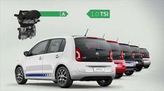 Conheça o motor TSI | up! TSI | 2015 | VWBrasil