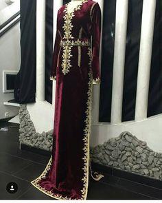 Caftan Velours 2018 à Vendre sur Mesure  Notre boutique en ligne spécialiste en vente de toutes les tenues traditionnelles du Maroc, vous ...