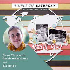 Save Time with Stash Awareness with Els Brigé