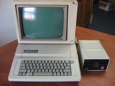 I kinda wish I still had my old Apple IIe.