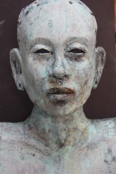 Stone Sculpture - Handcrafted Clay Sculpture