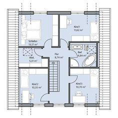 Haus Imhoff – Dachgeschoss