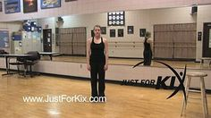 Jump Drill For Better Toe Touches