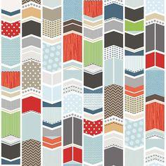 http://www.plushaddict.co.uk/adornit-timberland-critters-patchwork-arrow.html Adornit - Timberland Critters - Patchwork Arrow - cotton fabric