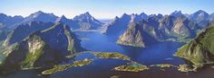 Lofoten Holiday House Rental, Reine with balcony/terrace and rural retreat