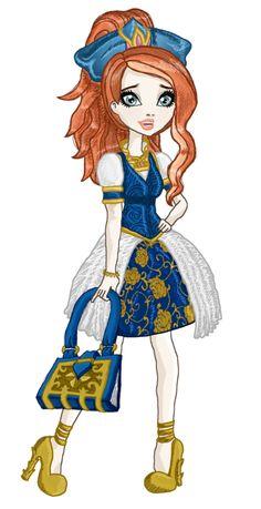EAH OC: Isabella Rose ADOPTED BY Savannah