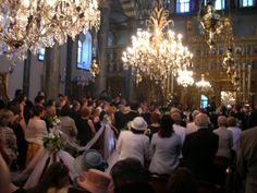 photo by @Anastasia Ashman #istanbul #weddings (this one at the Greek Orthodox Patriarchane)