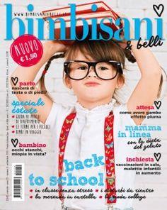 """In edicola dal 10 agosto 2015 il numero di settembre con un mio articolo: """"back to school - che cosa dargli per merenda?"""""""